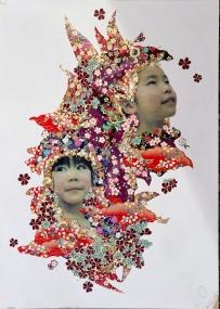 23. Two Princesses, 2/5/2020 (A2 size)