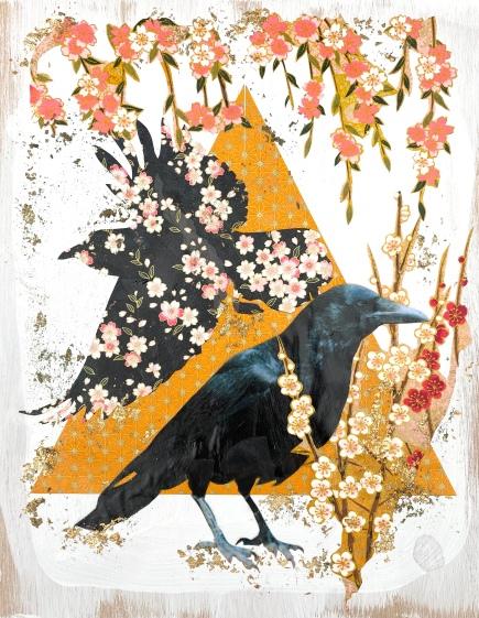 32. Caution Crow, 3/29/2020
